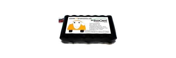 Ardumower battery