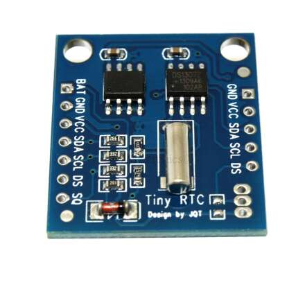 Real Time Clock Modul I2C RTC DS1307 z.B. für Arduino