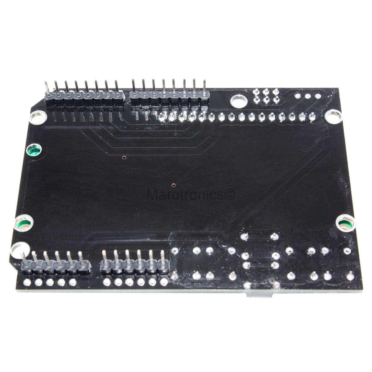 Keypad shield lcd display hd für arduino