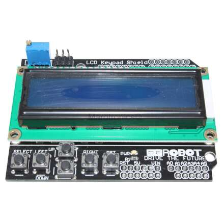1602 Keypad Shield 16x2 LCD Display HD44780 für Arduino UNO MEGA