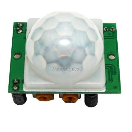 Neue HC-SR501 Infrarot PIR Bewegungssensor-Modul für Arduino Raspberry Pi  M