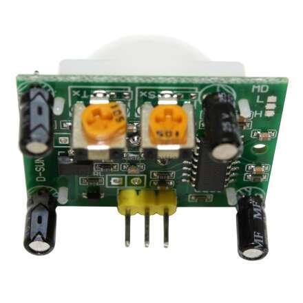 Arduino Raspberry Pi HC-SR501 PIR Infrarot Bewegungsmelder Sensor Modul