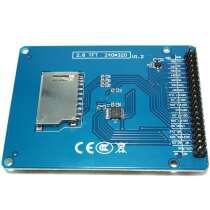 """2.8"""" TFT LCD-Modul 240 x 320 Touchscreen mit SD Card Slot für Arduino"""