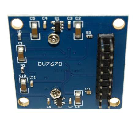 CMOS Kamera 640 x 480, I2C Interface for Arduino, OV7670