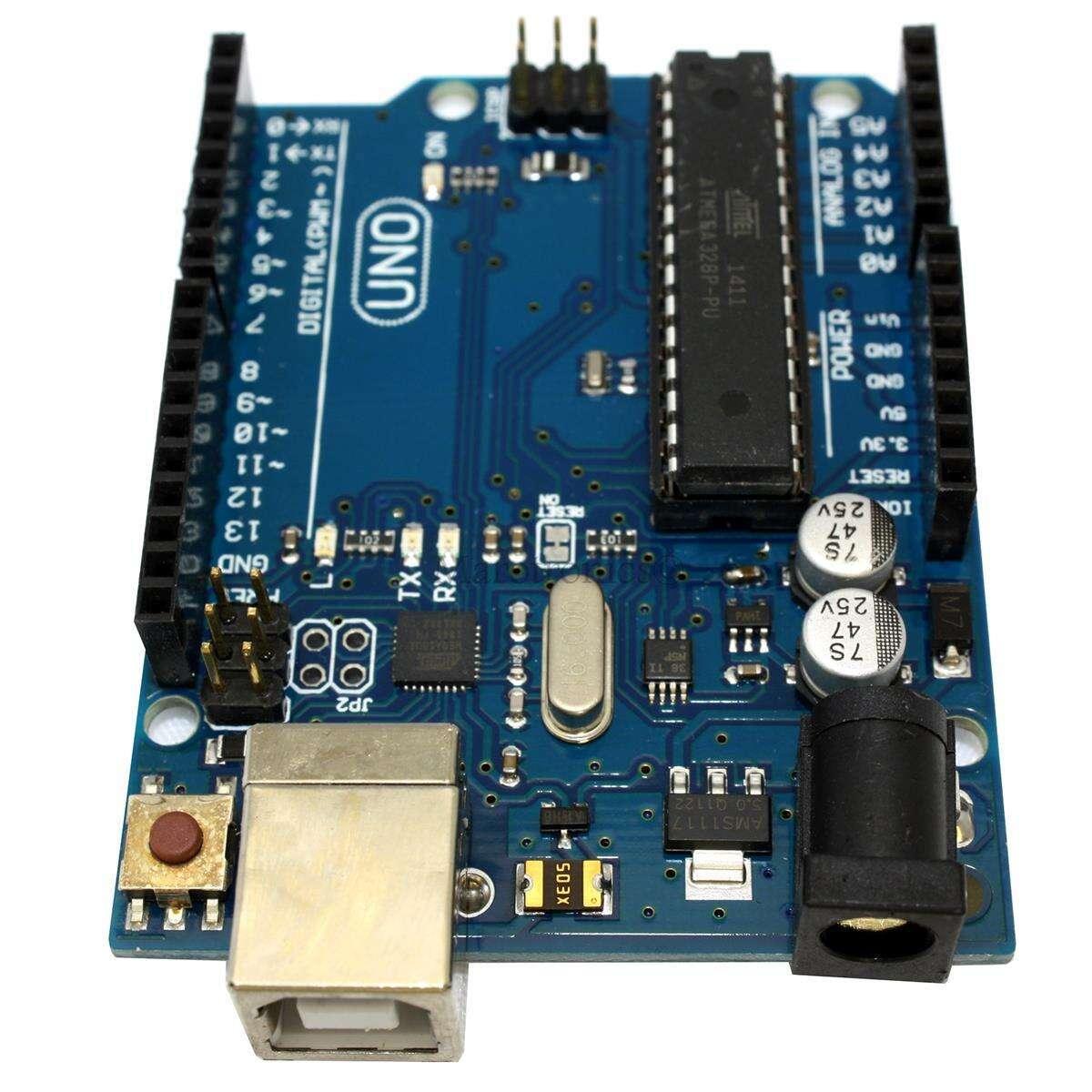 Uno r mega p atmega u board mit usb kabel arduino