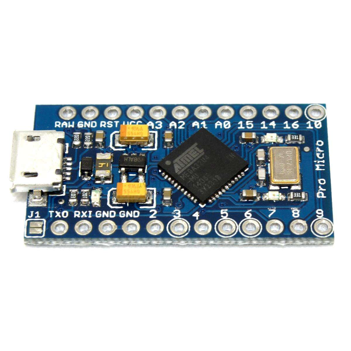 Atmega u micro leonardo mini board für arduino