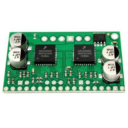Pololu Dual MC33926 Motor Driver Carrier