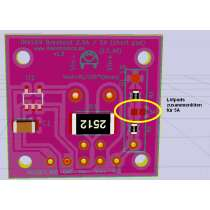 INA169 Analog DC Current Sensor Breakout - 60V 2,5A / 5A...