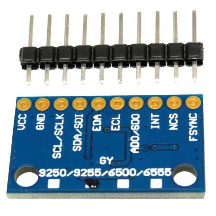9-Achsen MPU-9250 Nine Axis Electronic Compass Accelerometer Module Gy-9250