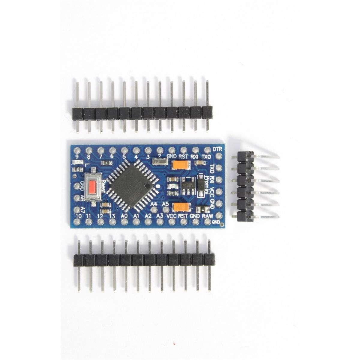 Arduino pro mini atmega v mhz board