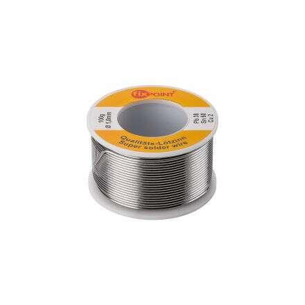 Soldering tin ø 1.0 mm 100 g roll